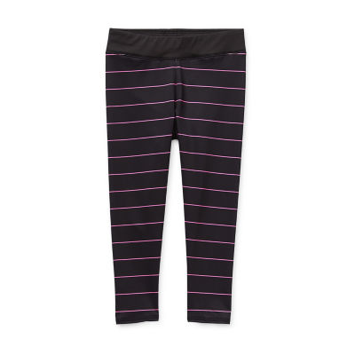 Okie Dokie Toddler Girls Full Length Leggings