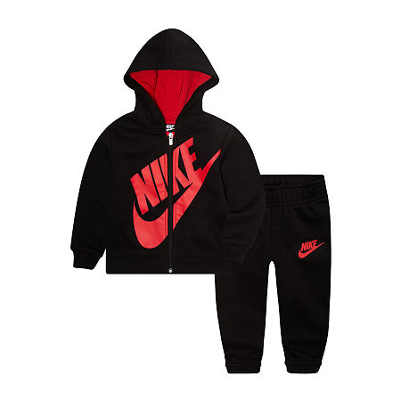 Nike Toddler Boys 2-pc. Pant Set, 2t , Black