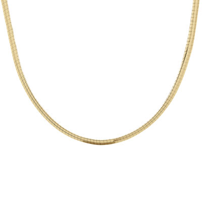"14K Yellow Gold 18"" Avolto Chain Necklace"
