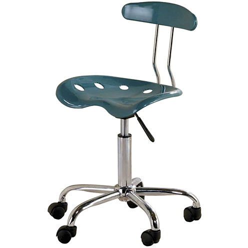 Tractor-Seat Desk Chair