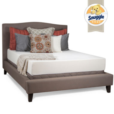 "Snuggle Home 10"" Tight-Top Memory Foam Mattress"