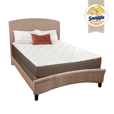 "Snuggle Home 8"" Quilted Firm Tight-Top Foam Mattress"