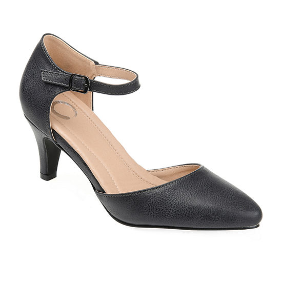 Journee Collection Womens Bettie Pumps Stiletto Heel