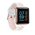Itouch Air Se Womens Multi-Function White Smart Watch-42101r-18-H12