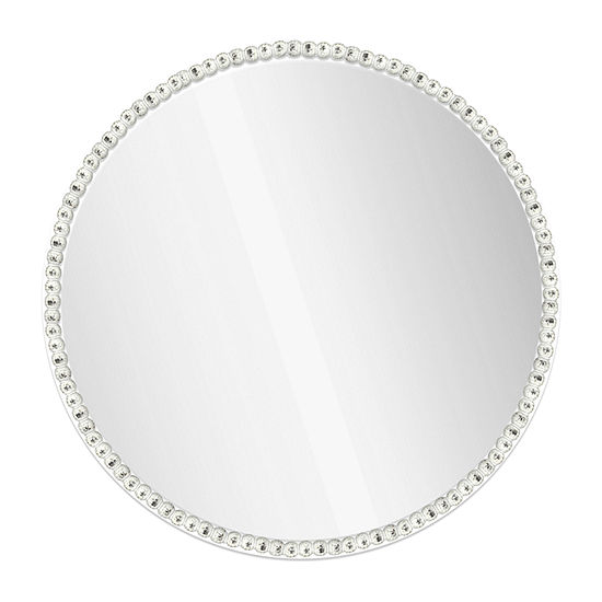 Wall Mount Round Wall Mirror