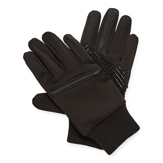 Xersion Mens Knit Cold Weather Gloves