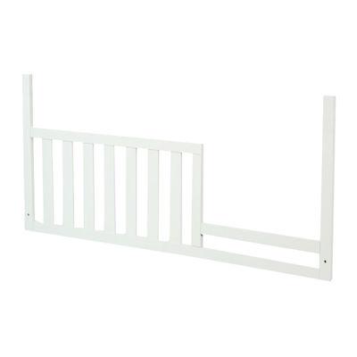Centennial Chesapeake Toddler Guard Rail (Fits Classic Crib) - White