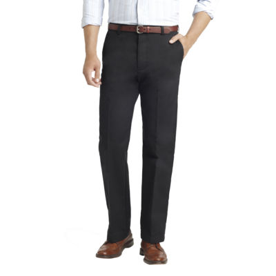 IZOD Heritage Chino Slim Fit Flat Front Pant