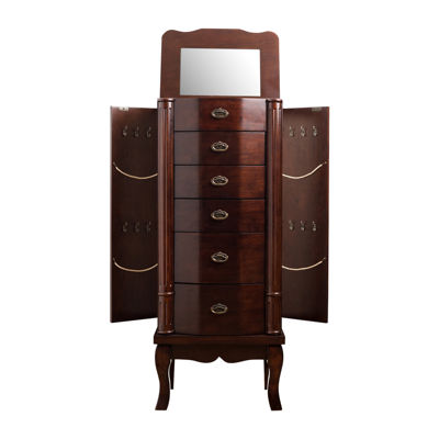 Hives and Honey Abigail Jewelry Armoire JCPenney