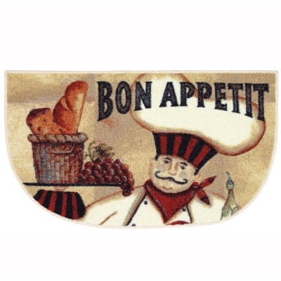 JCPenney Home™ Bon Appetit Washable Kitchen Rug