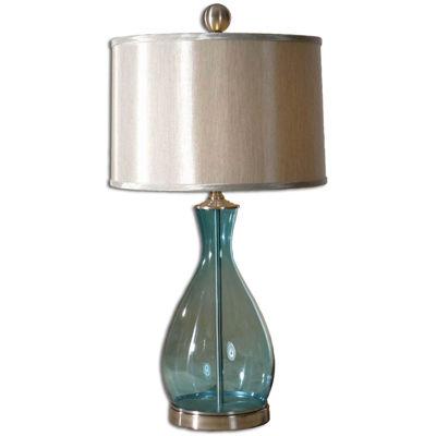 Meena Glass Table Lamp