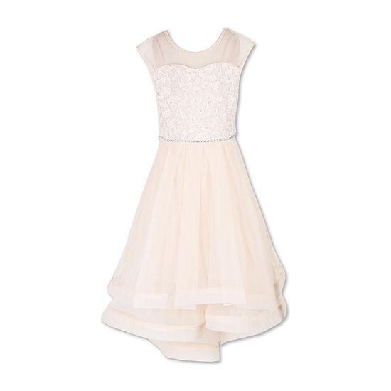Speechless Girls Sleeveless Maxi Dress - Preschool / Big Kid