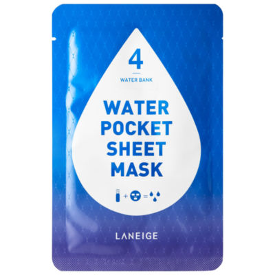 LANEIGE Water Pocket Sheet Mask Water Bank (Moisturizing)