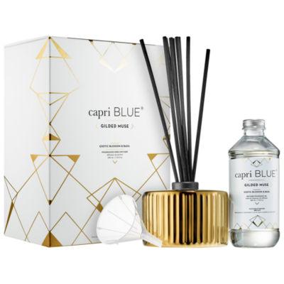Capri Blue Exotic Blossom & Basil Diffuser