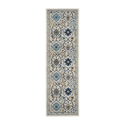 Safavieh Martina Medallion Rectangular Runner
