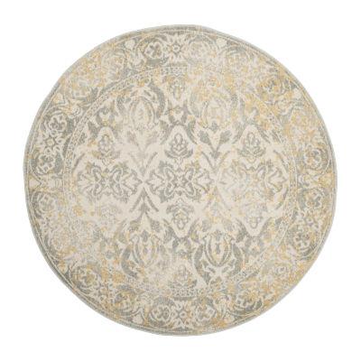 Safavieh Darion Oriental Round Rugs