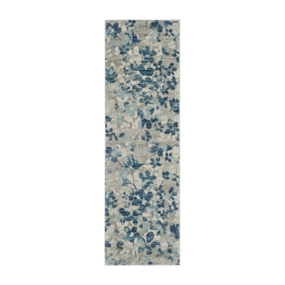 Safavieh Syeda Floral Rectangular Runner