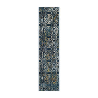 Safavieh Lincoln Damask Rectangular Runner