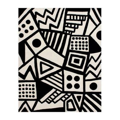 Safavieh Granville Geometric Hand Tufted Rectangular Rugs