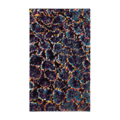 Safavieh Fruits Abstract Shag Rectangular Rugs