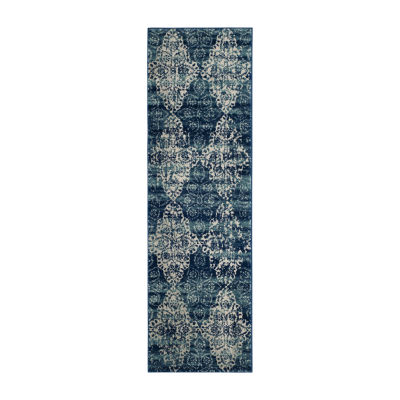 Safavieh Seanna Geometric Rectangular Runner