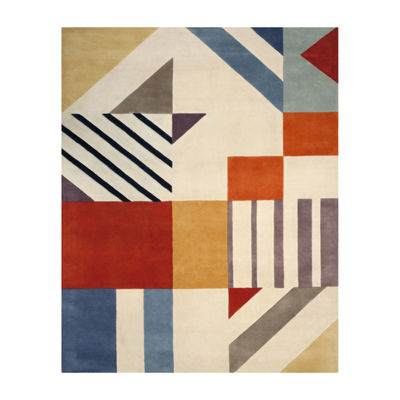 Safavieh Rhetta Abstract Hand Tufted Rectangular Rugs