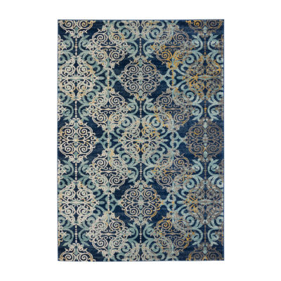 Safavieh Catriona Damask Rectangular Rugs