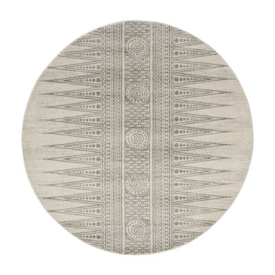Safavieh Gemma Abstract Round Rugs