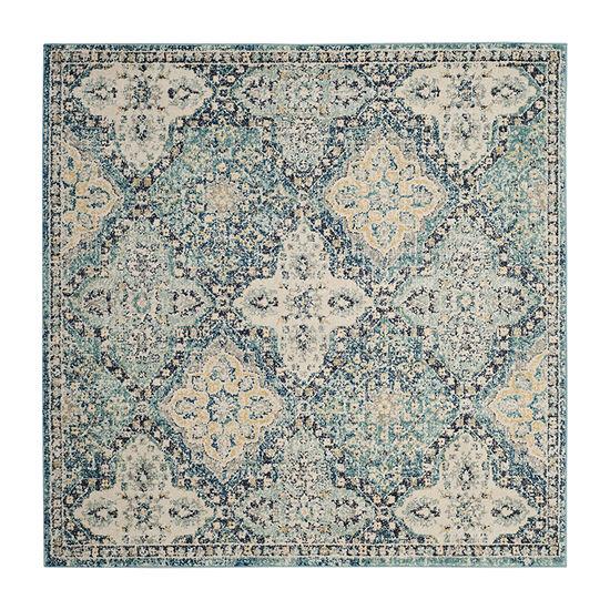 Safavieh Karima Geometric Square Rugs
