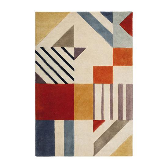 Safavieh Rhetta Abstract Hand Tufted Rectangular Rugs