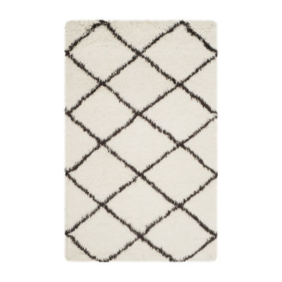 Safavieh Averill Geometric Hand Tufted Rectangular Rugs