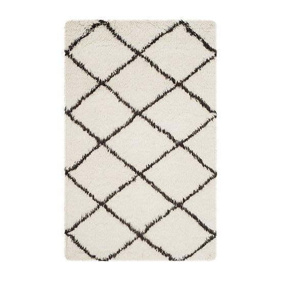 Safavieh Averill Geometric Hand Tufted Rectangular Rugs