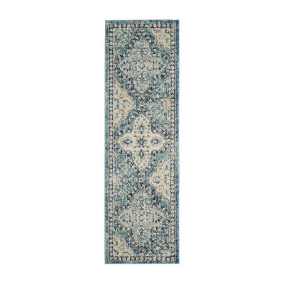 Safavieh Karima Geometric Rectangular Runner