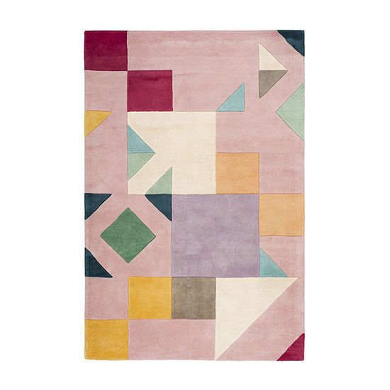 Safavieh Aimee Abstract Hand Tufted Rectangular Rugs