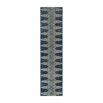 Safavieh Merrilyn Geometric Rectangular Runner