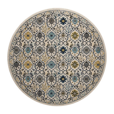 Safavieh Martina Medallion Round Rugs