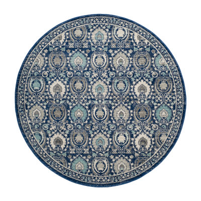 Safavieh Maybelle Medallion Round Rugs