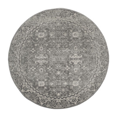 Safavieh Estelle Abstract Round Rugs