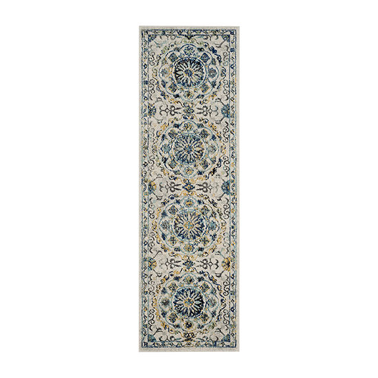 Safavieh Rozanne Medallion Rectangular Runner