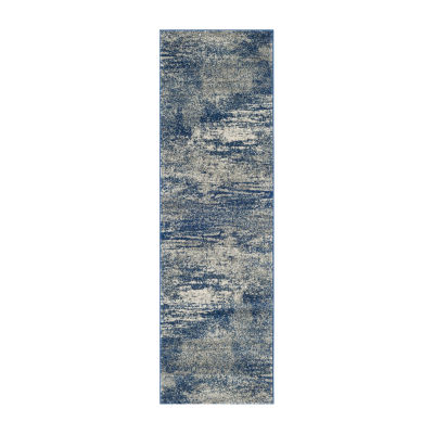Safavieh Deion Abstract Rectangular Runner