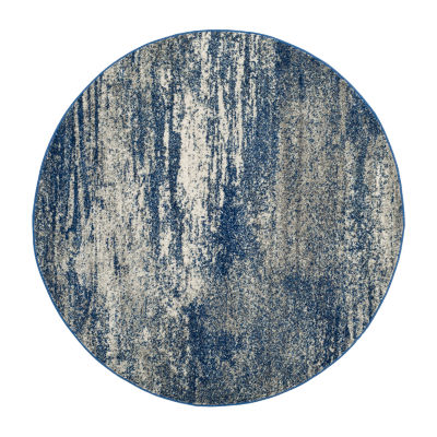 Safavieh Deion Abstract Round Rugs