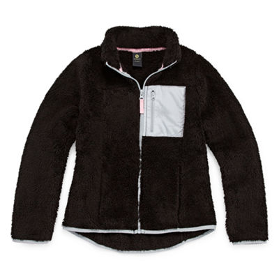 Xersion Minky Jacket - Girls' 4-16 & Plus