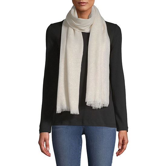 Mixit Shine Woven Scarf