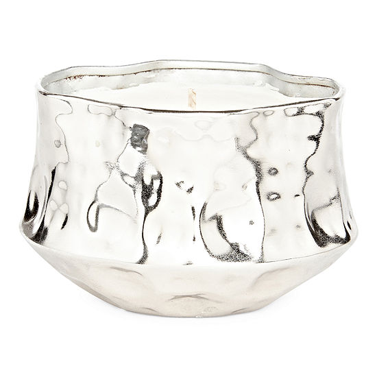 Mixit Dented Jar Candle