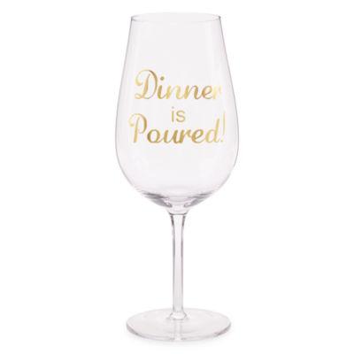 Mixit Oversized Wine Glass