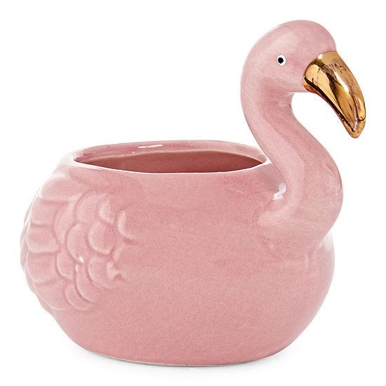 Mixit Flamingo Jar Candle