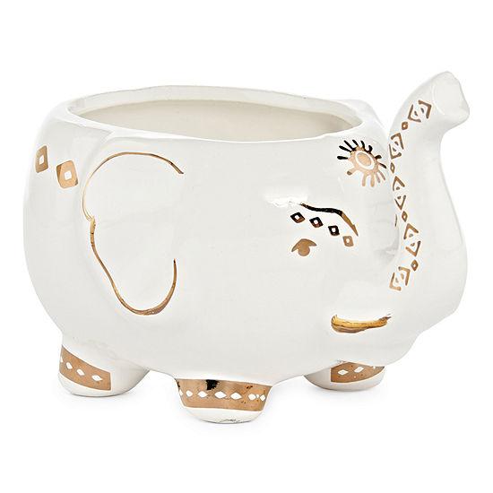 Mixit Elephant Jar Candle