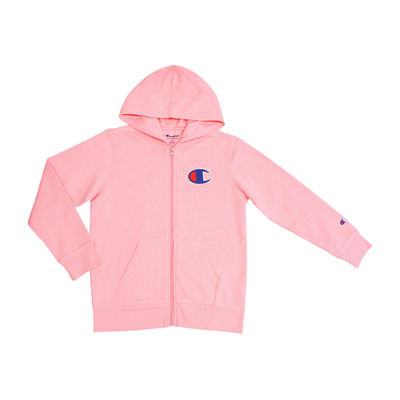 Champion Full Zip Hoodie - Girls' 4-16