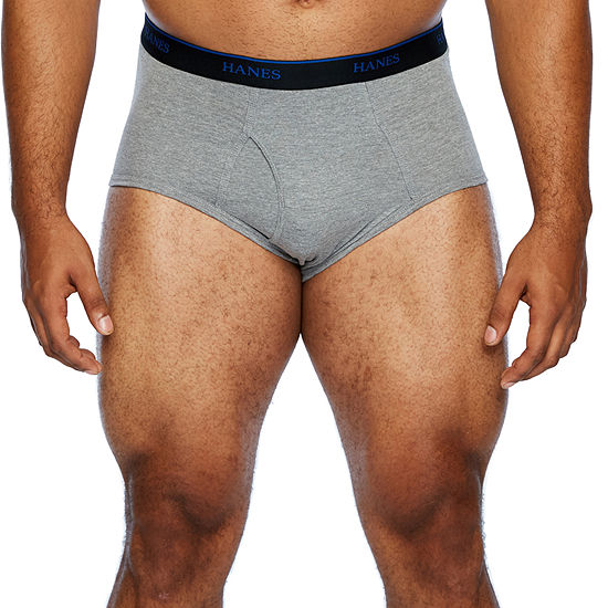 Hanes 5 Pair Briefs-Big