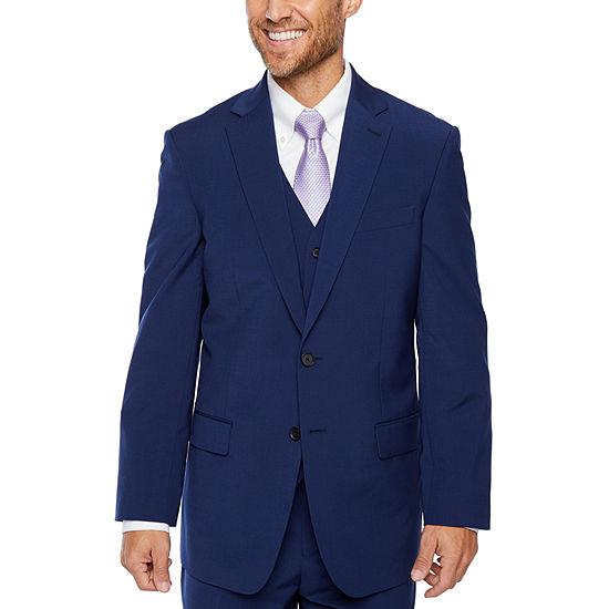 Claiborne Classic Fit Stretch Suit Jacket